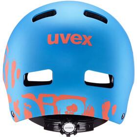 UVEX Kid 3 CC Cykelhjelm Børn, blue mat